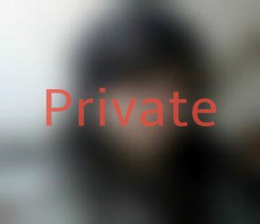 private profile female image